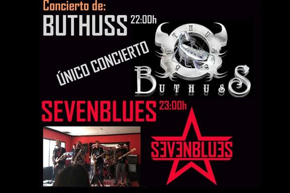 Buthuss + Sevenblues