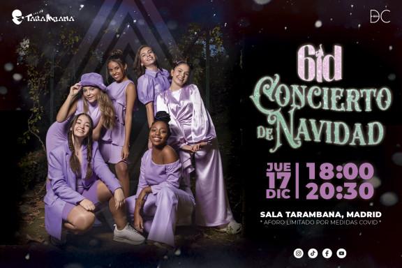 6id concierto de Navidad