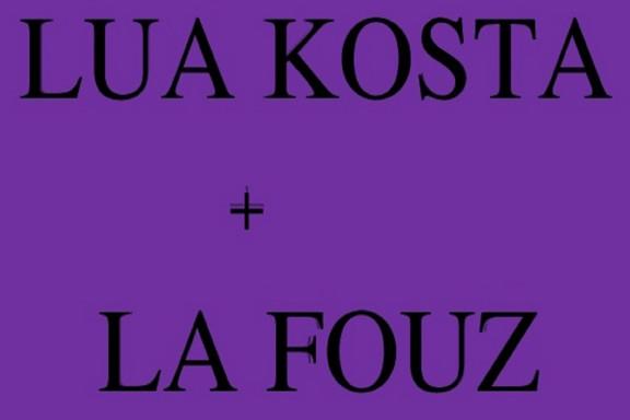 Lua Kosta y La Fouz en concierto - INTERLUDIO de Sara Gordon y Txina Tequis