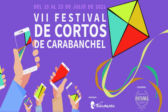 VII Festival de cortos de Carabanchel  <br /> Miércoles 21 de julio
