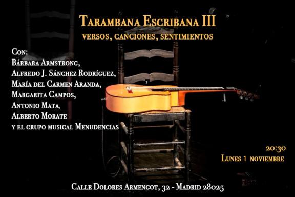 Tarambana Escribana III