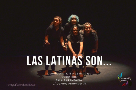 Las latinas son...