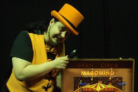 El domador mágico