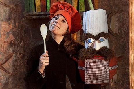 Nina cocinamiedos