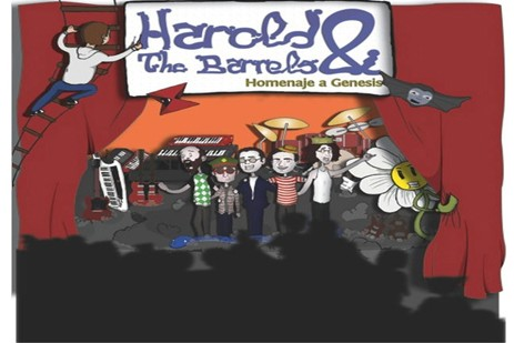 Harold and the Barrels - Tributo a Genesis