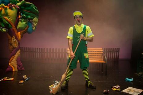 Claudio Cleaner Clown