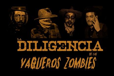 La Diligencia de los Vaqueros Zombies