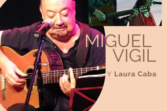 Miguel Vigil Trio con Lorenzo Azcona y Laura Caba