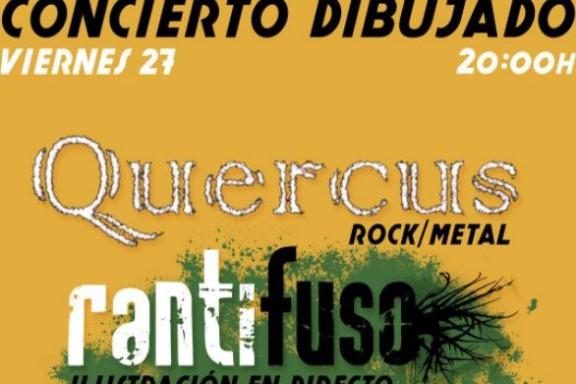 Fiesta 8º aniversario de la revista Rantifuso