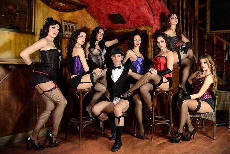 Las noches de Cabaret Zafiro