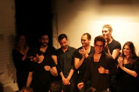 Mad Improv. Insanely funny improvised theater, in english