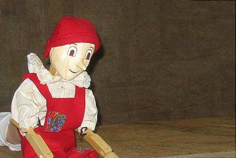 Pinocho el títere