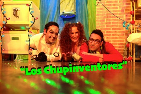 Los Chupinventores