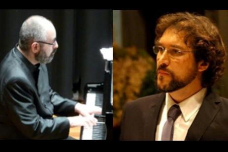 David Trillo y Manuel Burgueras