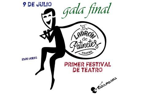 I Festival de teatro E.L.D.P gala final