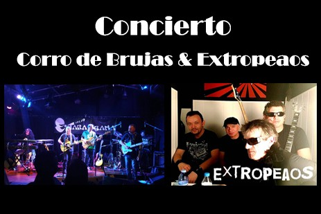 Corro de Brujas & Extropeaos.