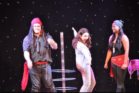 El Pirata Tony Black