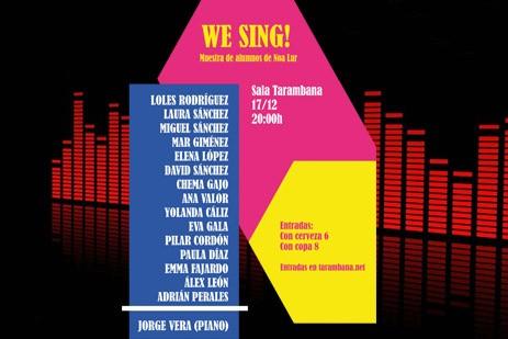 We Sing!
