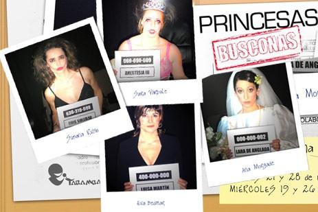 Princesas busconas