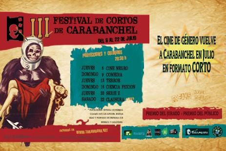 III Festival de Cortos de Carabanchel