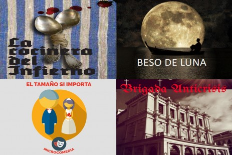 I Festival de Teatro Breve. <br /> 8 de julio