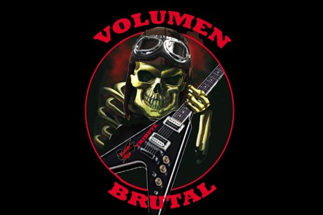 Volumen Brutal <br /> Tributo a Baron Rojo