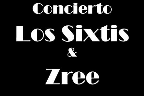 Los Sixtis + Zree