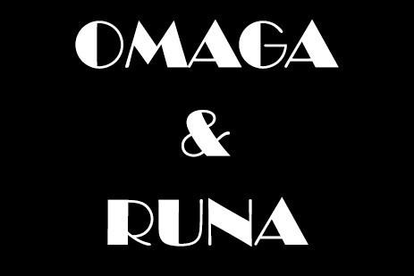 Omaga y Runa en concierto.