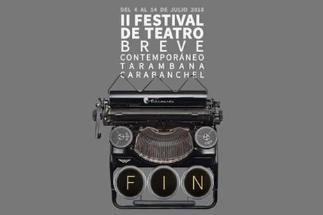 II Festival de Teatro Breve.          Día 6 de julio.