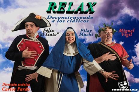 Relax (Deconstruyendo a los clásicos)