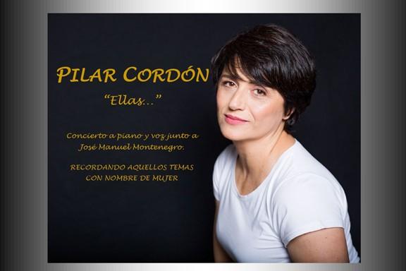 Pilar Cordón ( Duo Piano y Voz)
