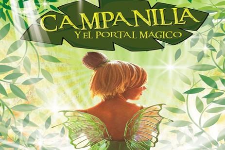 Campanilla y el portal mágico