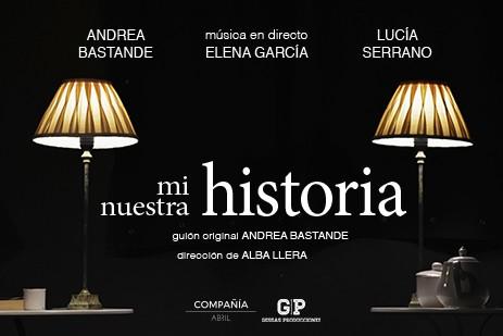 Mi historia, nuestra historia