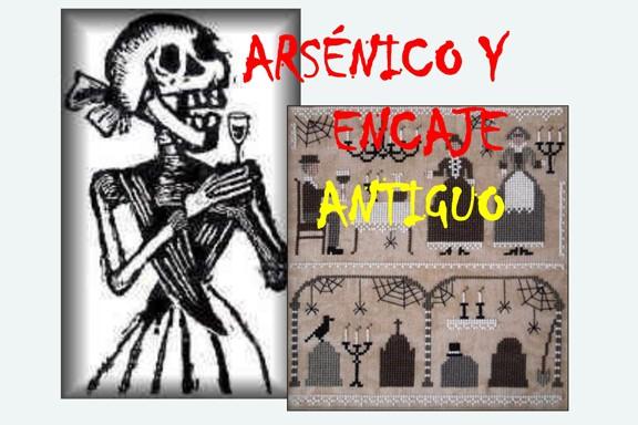 Arsénico y encaje antiguo