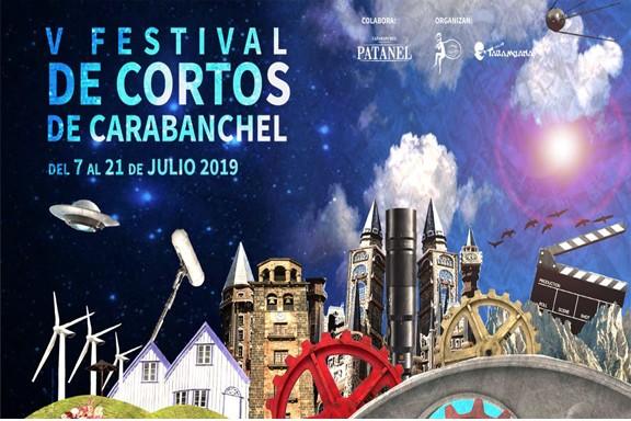 V Festival de cortos de Carabanchel <br /> 10 de julio