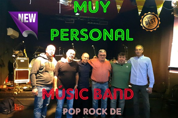Muy Personal Music Band