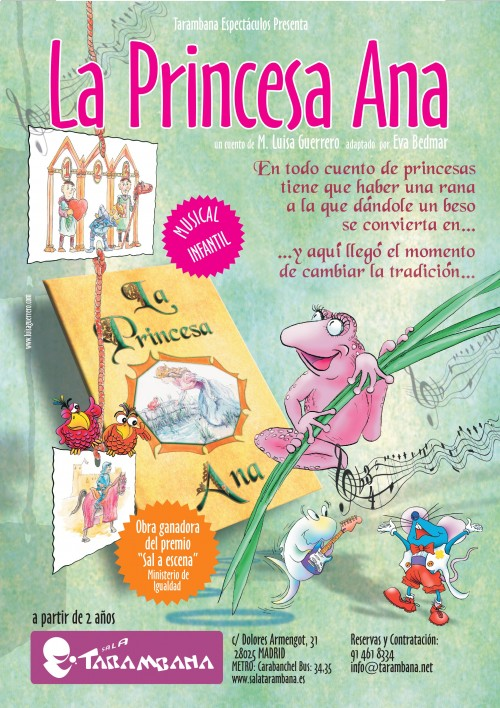 La princesa Ana