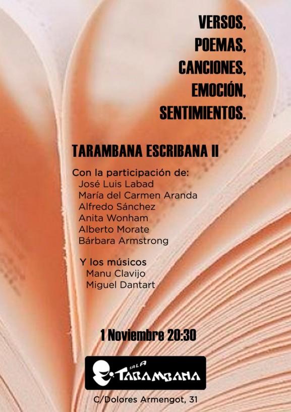Tarambana Escribana II