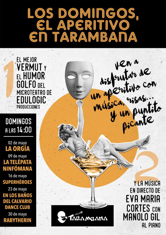 Aperitivo de Tarambana <br /> Música y humor