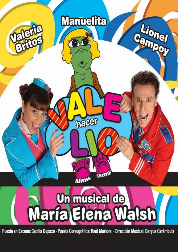 Musical de María Elena Walsh