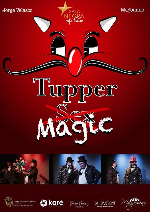 Tupper sex magic