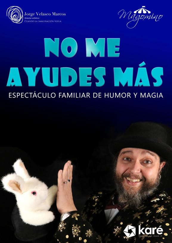 NO ME AYUDES MÁS