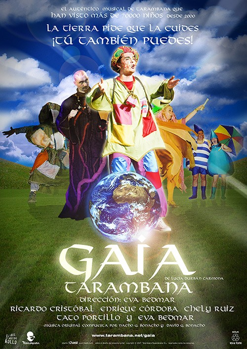 Gaia, Diosa Tierra