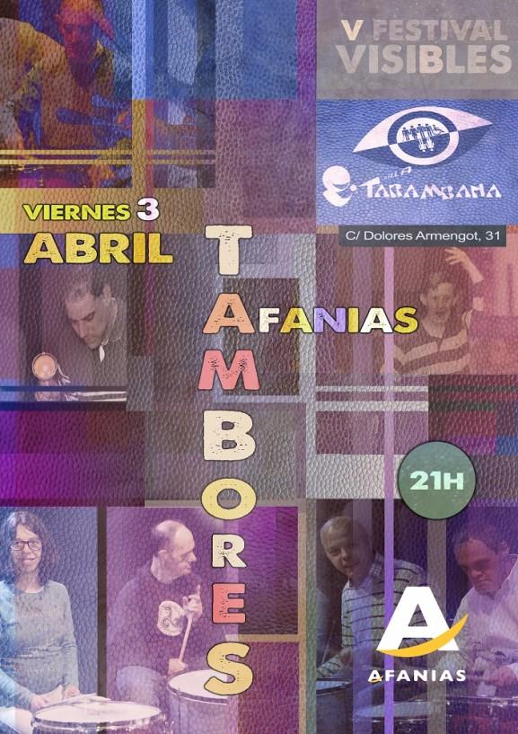 Tambores Afanias