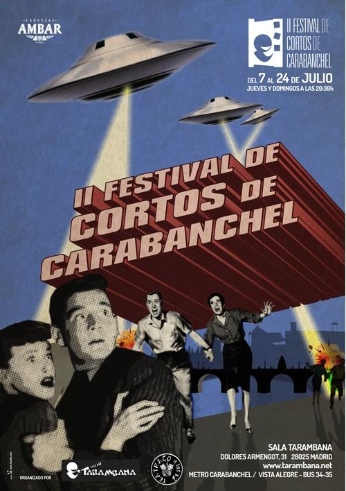 II Festival de Cortos de Carabanchel