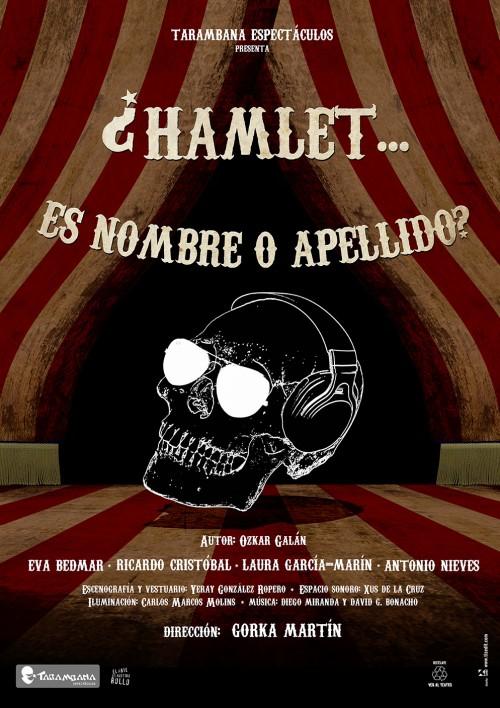 ¿Hamlet…es nombre o apellido?