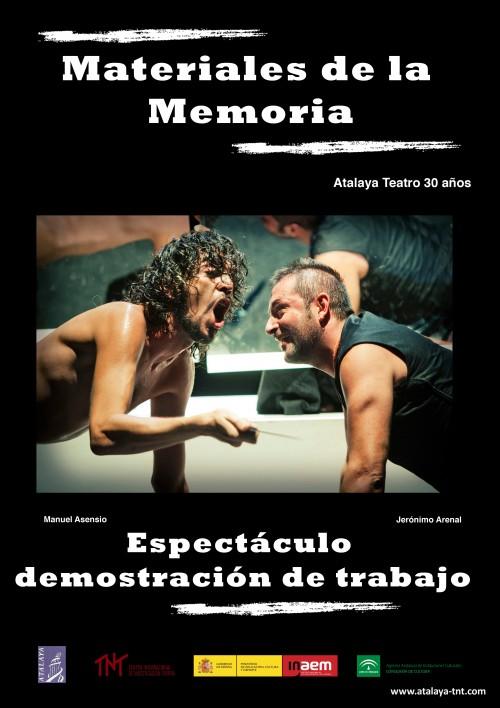 Materiales de la memoria