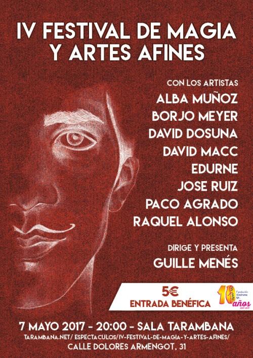 IV Festival de Magia y Artes Afines