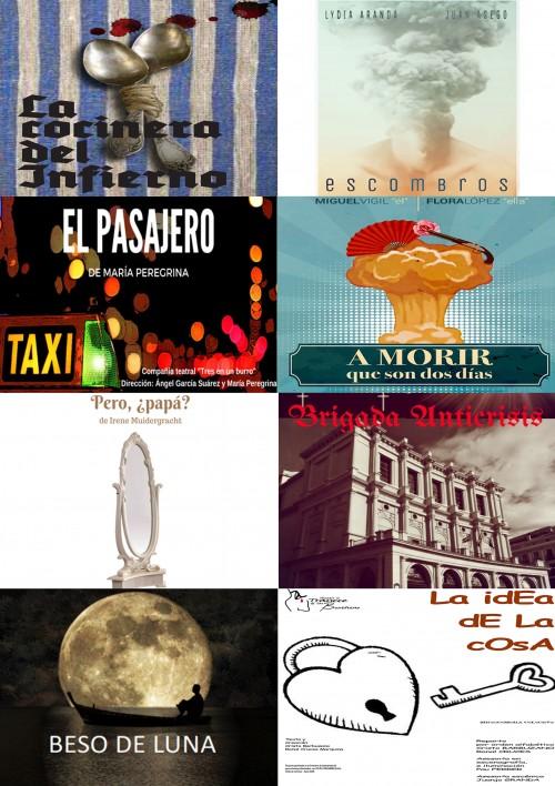I Festival de Teatro Breve - Finales 14 y 15 de julio<br />