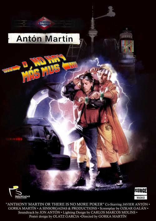 Antón Martín o no hay más mus